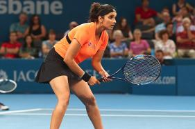 Sania Mirza Reaches Semi-finals of Cincinnati Masters