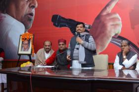 UP Elections 2017: Shivpal Finds Place in Akhilesh's First List
