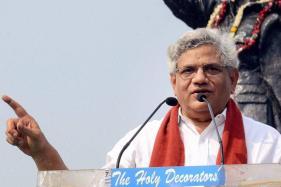 BJP Meeting Farmers' Grievances With Bullets, Says Sitaram Yechury