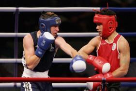 Former CWG Silver-Medallist Boxer Som Bahadur Poon Turns Pro
