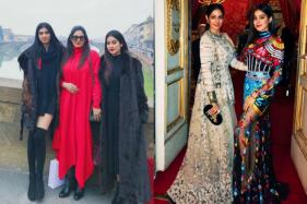 I'm More Like a Friend To My Daughters, Says Sridevi
