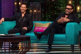 Koffee With Karan: Jackie Shroff to Share Couch With Son Tiger; To Discuss Love, Sex and Madhuri Dixit