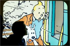 Tintin's Debut 'Land of the Soviets' Adventure Gets Color Makeover