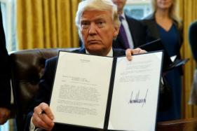 Trump Signs Order to Move Keystone, Dakota Pipelines Forward