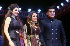 Arbaaz Khan, Jeetendra Walk The Ramp With Pets