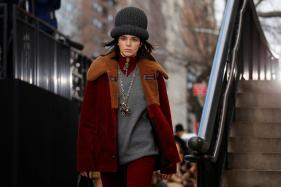 In Pics: Marc Jacobs New York Fashion Week Fall 2017 Show