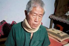 Indian Envoy Meets Chinese Soldier Wang Qi Who Was Stuck in India