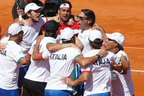Davis Cup 2017: Italy Beat Defending Champions Argentina