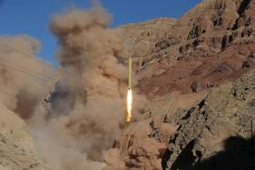 Pakistan 'Successfully' Test-fires Surface-to-sea Missile