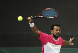 After Rohan Bopanna, Leander Paes Exits Indian Wells