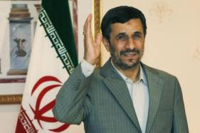 Iran's Ahmadinejad Writes Open Letter to 'His Excellency' Donald Trump