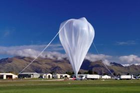 NASA Finds Lost Balloon From Antarctica After a Year