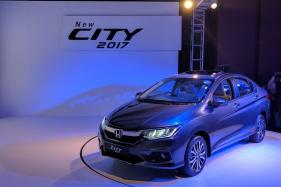 2017 Honda City Facelift Launched at Rs 8.49 Lakh