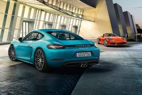 Porsche 718 Cayman And Boxster Launched in India