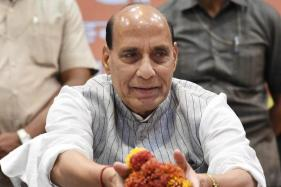 States Asked to Reserve 33 Percent Posts in Police Forces For Women: Rajnath Singh