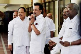 DMK's MK Stalin Requests President to Annul Tamil Nadu Trust Vote