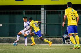 I-League 2017: Bengaluru Beat Minerva 1-0 to End Winless Streak