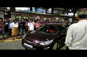 U-19 Cricketer Drives Car into Mumbai's Andheri rail Station, Detained