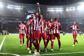 Champions League: Griezmann scores as Atletico beat Leverkusen 4-2