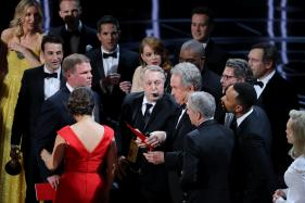 Oscars 2017: Academy Issues Apology Over Best Picture Goof Up