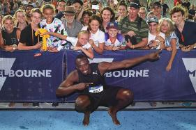 Usain Bolt Plans Big Party for his Jamaican Farewell