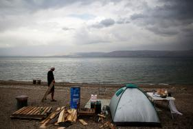 Weekend Camping Trip May Fix Sleep Pattern