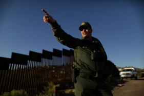Five Indians, Canadian Held for Illegally Entering US
