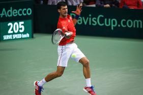 Davis Cup 2017: Novak Djokovic Survives Scare, Champions Argentina Slump