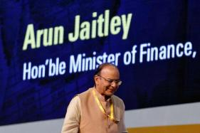 Arun Jaitley Opens London Stock Exchange in Special Ceremony