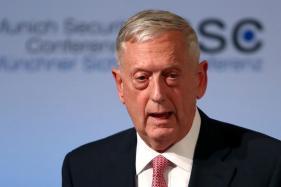 Jim Mattis Presents 'Preliminary Plan' to White House to 'Defeat' ISIS