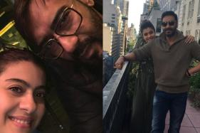 Kajol Shares an Adorable Selfie With Ajay Devgn On Their 18th Wedding Anniversary