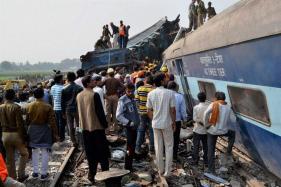 8 Major Train Accidents Under Suresh Prabhu's Watch