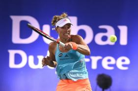 Angelique Kerber Into Dubai Semis, Stays on Target for Top Spot