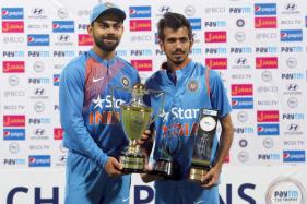 Yuzvendra Chahal Records Third Best Figures in T20 Internationals