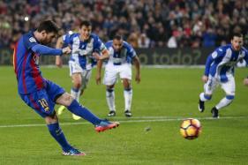 Lionel Messi Scores Brace Against Leganes to Keep Barcelona Title Hopes Alive