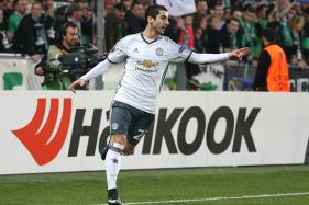 Europa League: Mkhitaryan Secures Manchester United Progress Despite Injury