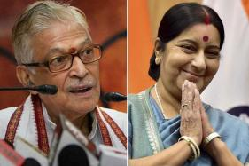 Presidential Election: Murli Manohar Joshi, Sushma Swaraj Among Probables
