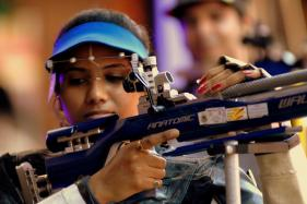 ISSF World Cup: Pooja Ghatkar Clinches Bronze in 10m Air Rifle Event