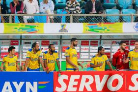 HIL 2017: Punjab Warriors Pip UP Wizards 1-0 But Out of Semis Race