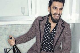 Ranveer Singh Slips Into Denim Range By Condom Brand