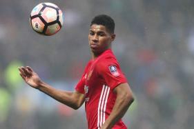 Manchester United's Marcus Rashford Targets Chelsea Revenge Mission