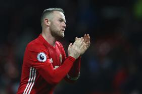 Wayne Rooney Returns to Manchester United Training