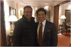 Sachin Tendulkar And Virender Sehwag Have The Sweetest Twitter Exchange