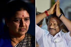 AIADMK Live: OPS Gets Electric Pole Symbol, EC Gives 'Hat' Symbol to Sasikala