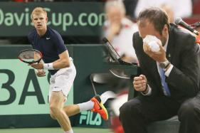 Davis Cup: Shapovalov to Lead Canadian Challenge Against India