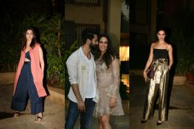 Shahid Kapoor's Pre-Birthday Bash: Deepika, Alia, Katrina steal the show