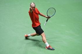 Davis Cup: Belgium Sink Germany to Enter Quarters