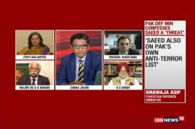 CNN-News18 Impact: Hafiz Saeed a Threat to Pakistan, Says Khwaja Asif