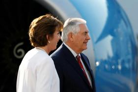 Top US Diplomat Tillerson in Mexico to Soothe Ties