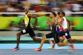 Usain Bolt Headlines Jamaica's World Championship Team